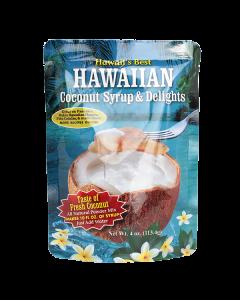 ハワイアンココナッツシロップパウダー