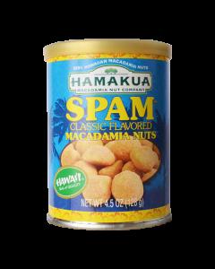 マカダミアナッツ「スパム」