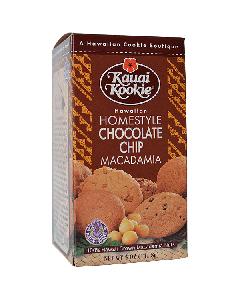 チョコレートチップマカダミアクッキー