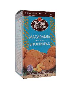 マカダミアショートブレッドクッキー