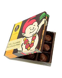 ミルクマカダミアチョコレート