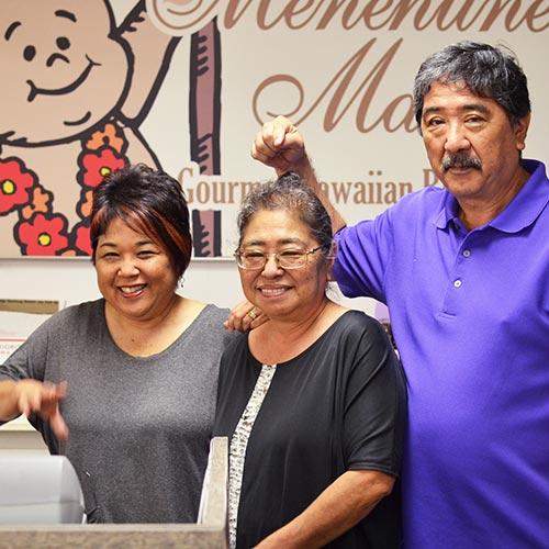 ハワイ最古のお菓子工場<br> メネフネマック<br> 三兄弟の仕事の流儀