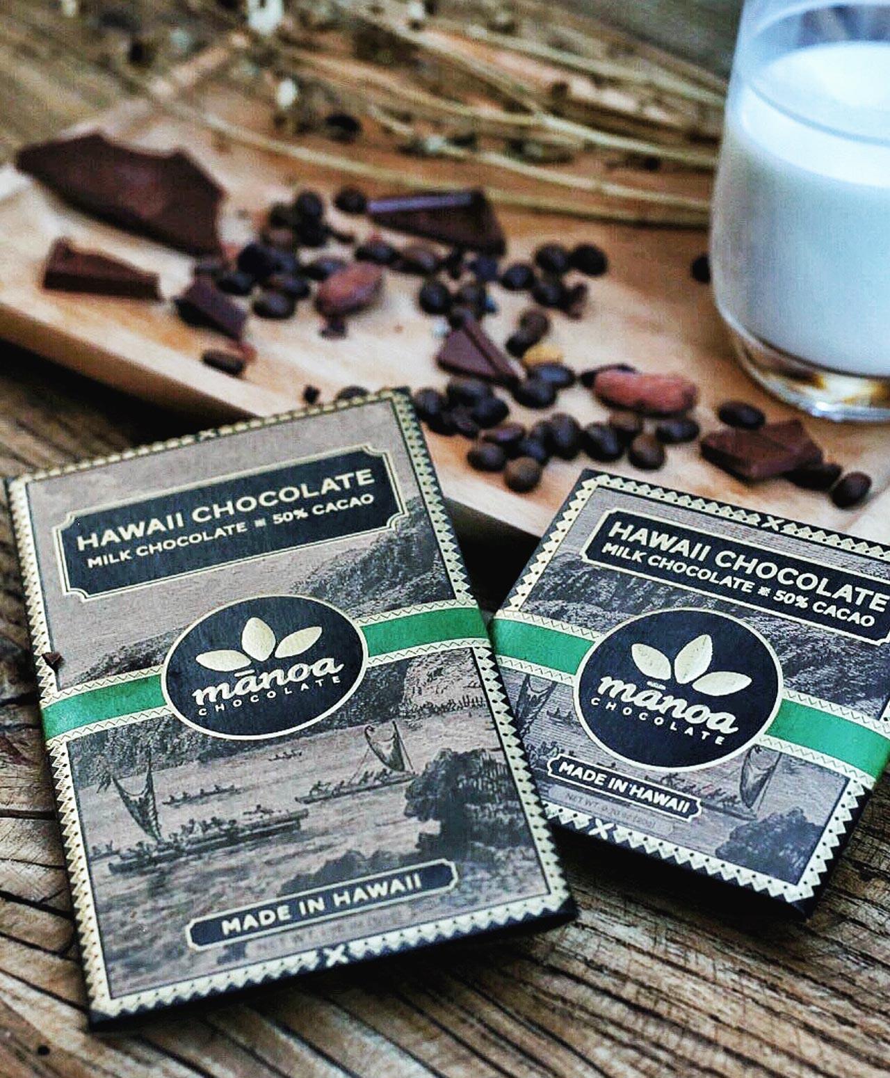 砂糖はダークと同じ量?ハワイ産カカオ使用ミルクチョコの秘密