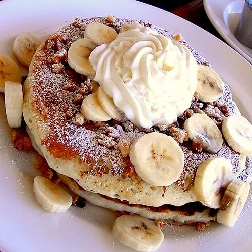 おうちで楽しもう!<br>ハワイアンパンケーキ<br>おいしい焼き方決定版