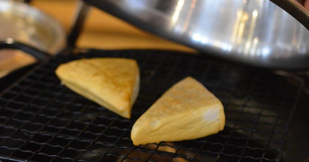 おうちにある道具で<br> 簡単スモーク料理!<br>いざ、燻製パーティ