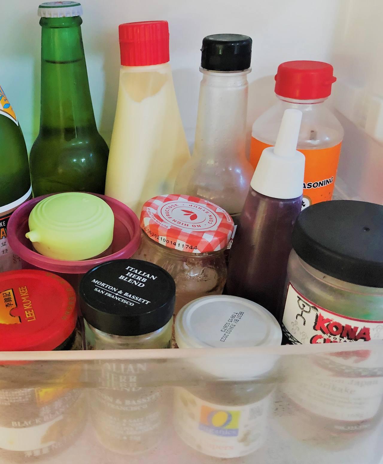 冷蔵庫の中見せて!ハワイの家庭のリアルな調味料事情